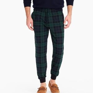 J. Crew Pants - NWT! J. Crew Joggers/Lounge Pants/Pajamas in Plaid